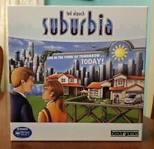 SUBURBIA Board Game - Bezier Games