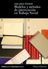 Modelos de intervención en Trabajo Social (El Libro Universitario - Manuales)