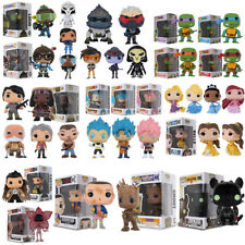 Funko POP! Vinyl Figure Stranger Things OverWatch TMNT Toys Xmas Gifts In Box