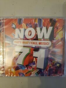 Now That's What I Call Music! 71 [2019, CD] New Sealed 💿🆕