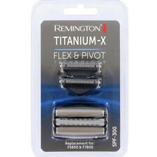Remington SPF300 TITANIUM-X Flex & Pivot Technology Foil & Cutter F5800F7800/05