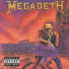 Megadeth-Peace Sells... but who's Buying? - CD
