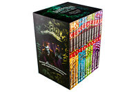 The Saga of Darren Shan: The Complete Collection 12 Book Set