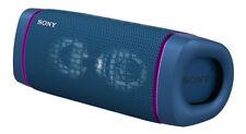 Sony XB33 Portable Bluetooth Speaker - Blue