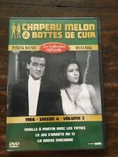CHAPEAU MELON ET BOTTES DE CUIR - 1966 - SAISON 4 - VOLUME 2