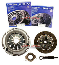 AISIN CLUTCH KIT works with TOYOTA 4AFE 4ALC 4AF 5EFE 3EE COROLLA TERCEL PASEO