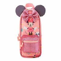 WDW DISNEY Minnie Mouse Pencil Case Brand New