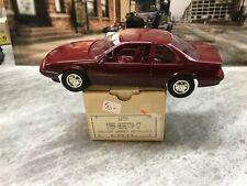 Vintage AMT/ERTL 1/25 Red 1989 Chevrolet Beretta Promo Model