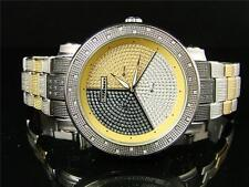 Jojino/Jojo/Joe Rodeo Diamond Band Tri Color Watch .89 IJ-1022