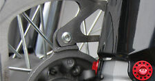 PULSE RACING T7 FORK GUARD BOLT KIT HONDA CR/CRF 2002-2016 RED