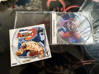 CASE ONLY Street Fighter Alpha 3 Dreamcast