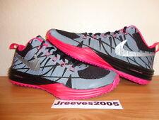 Nike Lunar TR1 NRG OREGON DUCKS Sz 10 100% Authentic Trainer KAY YOW Think Pink