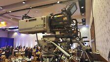Fujinon Ah66x  b4 Box lens with zoom servo  and sled