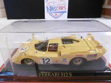"1/43 ""Racing Kings"" Ferrari 512 S #12 24 h du Mans 1970 Fierlandt/Walker IXO"