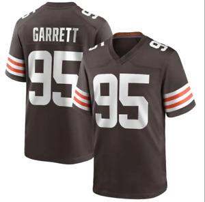 Myles Garrett Home Cleveland Browns Jersey