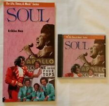 Sony Music Life, Time, & Music Series: Soul, CD 1995 Sealed+ 72 Page Booklet