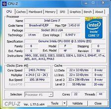 Intel Xeon E5-2699 v4 ES QHUP 2.1GHz 22C LGA2011-3 support C612 X99 i7-6950X(new