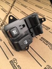93-98 Toyota Supra MKIV LHD Driver Door Master Window Control Switch Genuine OEM