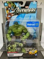 "Marvel Legends Avengers Hulk 6"" Movie Walmart Exclusive Figure Hasbro (MOC)"