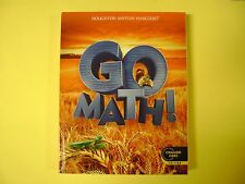Go Math! Student Edition Grade 2  (Common Core Edition)