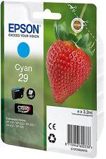 Epson cartucho T2982 cian Xp235/332/432