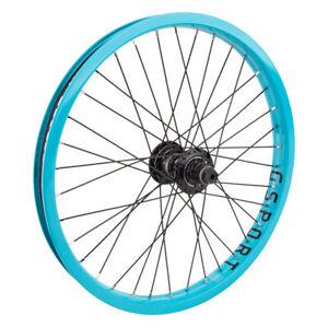 Wheel Rear Odyssey RIBCAGE CLUTCH V2 36 9t LHD 14mm Cyan Blue/BK