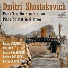 VARIOUS-SHOSTAKOVICH:PIANO TRIO NO 2  CD NEW