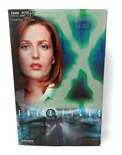 RARE | Sideshow X-files Dana Scully Autopsy 12 Inch Figure with Bloody Brain