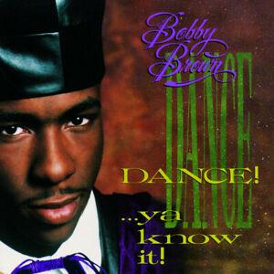 "2nd Hand Vinyl - 12"" - Bobby Brown – Dance!...Ya Know It!"