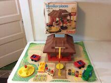 Vintage 1974 Playskool Familiar Places McDonalds #430