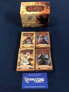 Monarch Blitz Decks Full Set (1 of each: Boltyn, Prism, Levia, Chane) In-Stock!