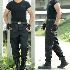 ClassicBlack training pants men's tactical army pants army wear trousers