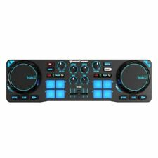 Hercules DJControl Compact - DJ Controller w/ DJUCED™ 18° Software