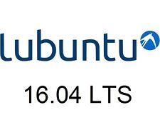 Linux Lubuntu 16.04.5 LTS DVD 32 oder 64 Bit - Deutsch - Neueste Version -
