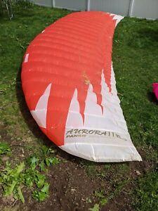 Lightwind Foil Kite Pansh Aurora 2, 15m, Ultralight