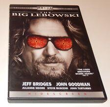 The Big Lebowski  Jeff Bridges Julianne Moore (DVD, 2005, Collectors Edition) WS