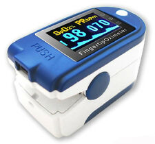 Contec Fingertip Pulse SpO2 Oximeter Blood Oxygen Monitor 50D-PLUS