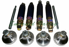 Classic Mini Suspension Package With STD Height GAZ Shocks, Cones, Hilo   Austin