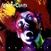 Alice in Chains Facelift Classic Hard Rock Heavy Metal Grunge CD Layne Staley