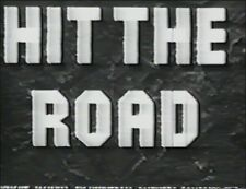 HIT THE ROAD 1941 (DVD) GLADYS GEORGE, BARTON MACLANE