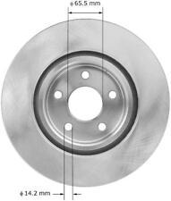 Disc Brake Rotor-SS Front Bendix PRT5893 fits 2009 Chevrolet Cobalt