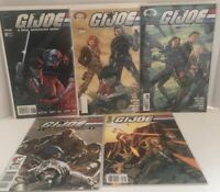 G.I. Joe Comic Book Lot