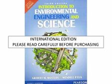 Introduction to Environmental Engineering and Science by Gilbert M. Masters a...
