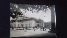 Bella S/W AK Berlino est RDT Deutsche Oper di stato sotto D. Linden automobili 1965 b112