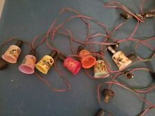Vintage 1930s Mickey Mouse Christmas Lights by noma Disney