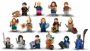 Lego ® Minifigure Figurine Harry Potter - Collector - 71028 - NEUF