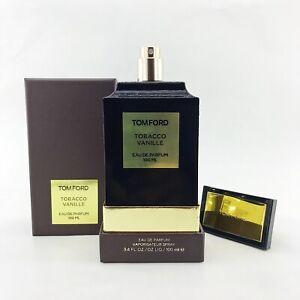 Tom Ford Tobacco Vanille 3.4 oz / 100 ml Unisex Eau de Parfum Sealed Authentic