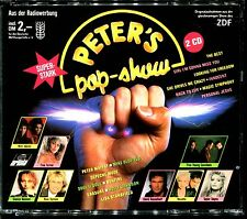 PETER'S POP-SHOW - 80'S HIT PARADE MUSIC - 2 CD COMPILATION [561]