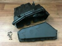 BMW 1 Series F20 2012 N47D20C engine ECU storage box + lid + screws 8509914