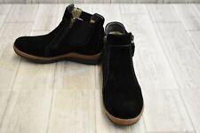 Propet Women's Doretta Chelsea Boot - Black - Size 7 W